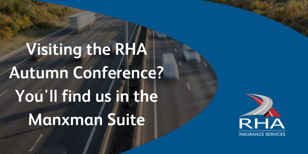 We're exhibiting at the RHA Autumn Conference